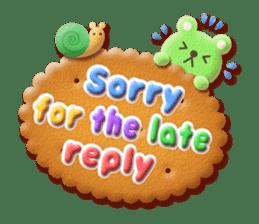 Animal Cookies sticker #5849198