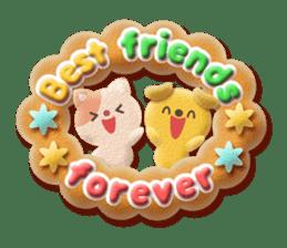 Animal Cookies sticker #5849208
