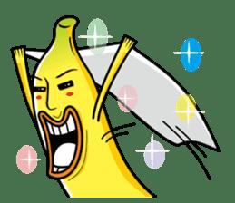 Banana Life 4 sticker #5859374