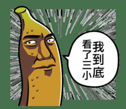 Banana Life 4 sticker #5859379