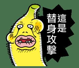 Banana Life 4 sticker #5859384