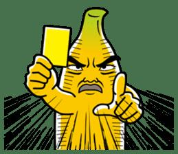 Banana Life 4 sticker #5859385