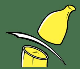 Banana Life 4 sticker #5859389