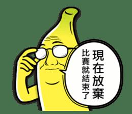 Banana Life 4 sticker #5859400