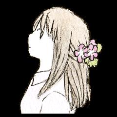Flowers & girls