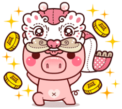 Pigma II sticker #5874209