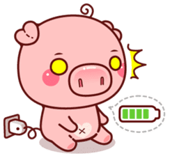 Pigma II sticker #5874227