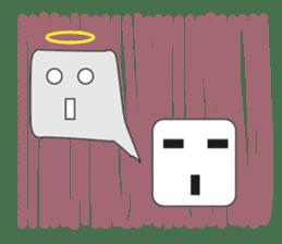 Socket Face sticker #5885213