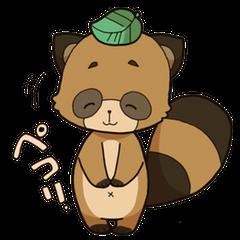 Raccoon&Fox