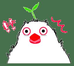 Java sparrow's diary sticker #5893279