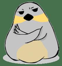 Java sparrow's diary sticker #5893289