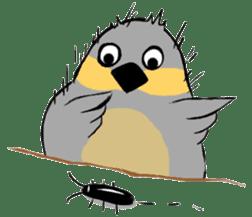 Java sparrow's diary sticker #5893297