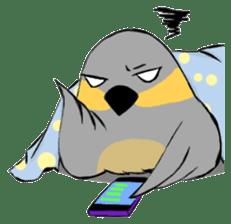 Java sparrow's diary sticker #5893300