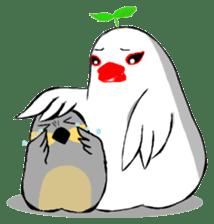 Java sparrow's diary sticker #5893303