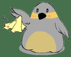 Java sparrow's diary sticker #5893304