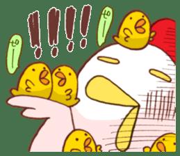 Mr.KARAKUCHI-Chicken(Very hot) sticker #5896705