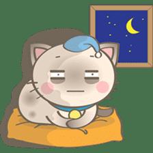 Simi, The siamese kitten (version 2) sticker #5905100