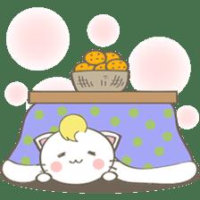 Simi, The siamese kitten (version 2) sticker #5905102