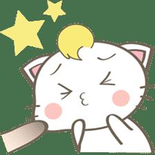 Simi, The siamese kitten (version 2) sticker #5905107