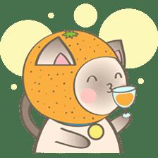 Simi, The siamese kitten (version 2) sticker #5905110