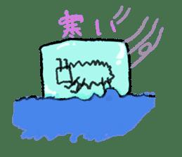 it is a sticker of Atsuji sticker #5905544