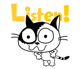 Communication of the cat / Always sticker #5910415