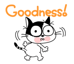 Communication of the cat / Always sticker #5910417