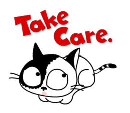 Communication of the cat / Always sticker #5910418