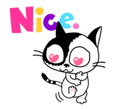 Communication of the cat / Always sticker #5910433