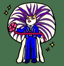 Days at the opera company of Pochiko 2 sticker #5911030