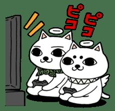 Nekojiru Sticker Nekogamisama sticker #5912387