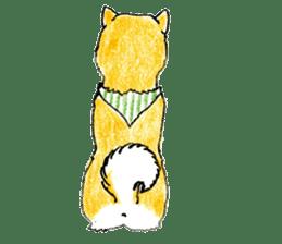 Life of the Japanese Akita sticker #5912765
