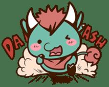 Yakumo sticker #5913680