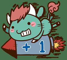 Yakumo sticker #5913689