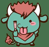 Yakumo sticker #5913699