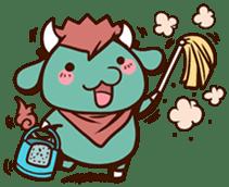 Yakumo sticker #5913711
