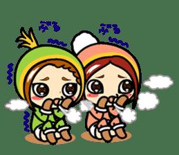 Haruka & Mai [Hana yori Dango] sticker #5914712