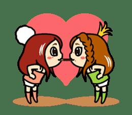 Haruka & Mai [Hana yori Dango] sticker #5914714