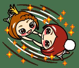 Haruka & Mai [Hana yori Dango] sticker #5914717