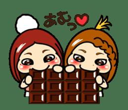 Haruka & Mai [Hana yori Dango] sticker #5914718