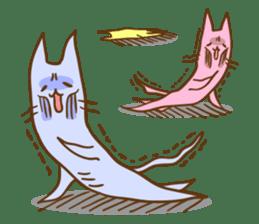 Mitchiri Neko Mitchiri Stickers sticker #5921654