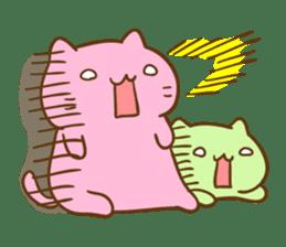 Mitchiri Neko Mitchiri Stickers sticker #5921657