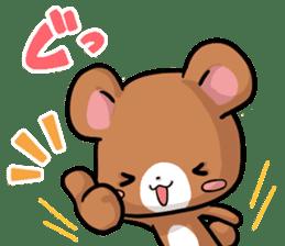 Always together Rabbit & Bear's love2 sticker #5922339