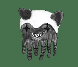 Monster Attack sticker #5922898