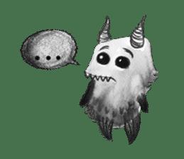 Monster Attack sticker #5922918