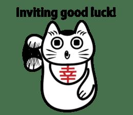 Lucky Daruma Doll 2 sticker #5932996