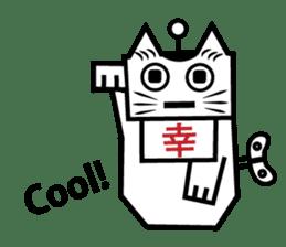 Lucky Daruma Doll 2 sticker #5933011