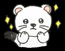 cute! zoo of sticker sticker #5935037