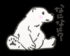 cute! zoo of sticker sticker #5935040