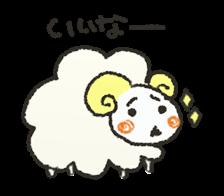 cute! zoo of sticker sticker #5935042